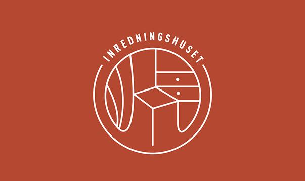 ny logotype inredningshuset grafisk identitet